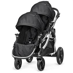 2016 Baby Jogger City Select With 2nd Seat, Onyx/Silver