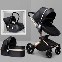 2019 Baby Stroller 3 in 1 travel system Bassinet Combo jogge