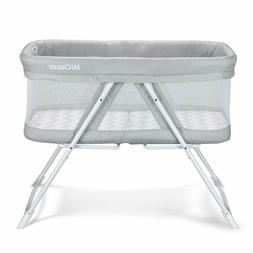 New 2in1 Rocking Bassinet One-Second Fold Travel Crib Portab