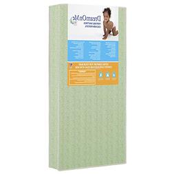 Dream On Me 5 Double Sided Play Yard Foam Mattress, White