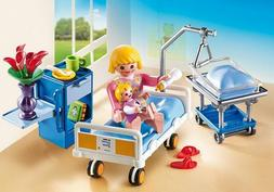 Playmobil 6660 Maternity Room  Furniture Mom Baby Bassinet