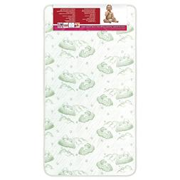 """Dream On Me 96 Coil Spring Crib and Toddler Bed Mattress, 6"""""""