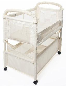Arms Reach Concepts Inc. Co-Sleeper Clear-Vue - Natural