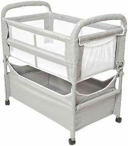 Arms Reach Concepts Inc. Clear-Vue Co-Sleeper, Grey, One Siz