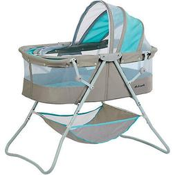 Baby Bassinet  Infant Nursery Crib Basket Sleeper Bed Cradle