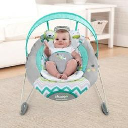 Baby Bouncer Seat Bassinet Newborn Crib Bed Sleep Cushion Bo