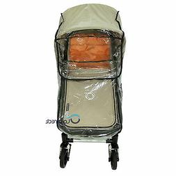 BABY CHILD CAR SEAT PRAM PUSHCHAIR RAINCOVER MOSQUITO NET UN