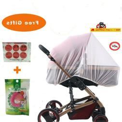 Baby Mosquito NET for Strollers, Car Seats and Bassinet. Uni