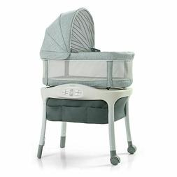 Graco Baby Sense2Snooze Bassinet with Cry Detection Technolo