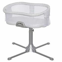 bassinest swivel sleeper premiere series bassinet w