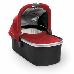 UPPAbaby Bassinet for Vista or Cruz Baby Stroller Denny Red