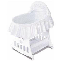 bassinet n cradle with toy box base