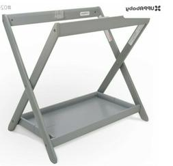 UPPAbaby Bassinet Stand, Grey Stained Hard Wood 0208-G
