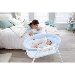 Fisher-Price Bassinet Stow 'N Go Baby Sleeper Portable Carry