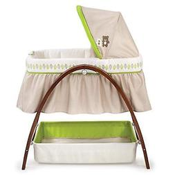 Bassinet Swing Soothing Motion Nursery Mini Crib