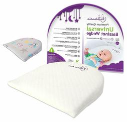 Bassinet Wedge | Pregnancy Pillow | 12-Degree Incline | Wate