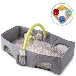 Summer Infant - Infant Travel Bed with Teether