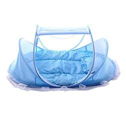 Baby Travel Bed,Portable Baby Bed,Travel Folding Baby Crib w