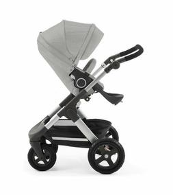 Brand New  Stokke Trailz Stroller and Carry Cot Bassinet in