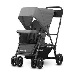 Joovy Caboose Ultralight Graphite Stand-On Tandem Stroller,
