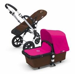 Bugaboo Cameleon 3 Brown Base WITH Fabric