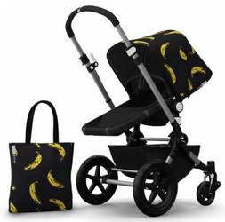 Bugaboo Cameleon 3 Stroller With Andy Warhol Fabric