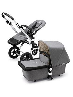 Bugaboo Cameleon3 Classic Complete Stroller, Grey Mélange -