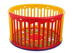 Circuliar Play Yard