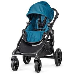 Baby Jogger Baby Jogger City Select Stroller - All-Black Fra