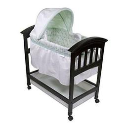 Summer Infant Classic Comfort Wood Bassinet - On-Point