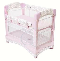 Arm's Reach Concepts Mini Ezee 3-in-1 Bedside Bassinet Coter