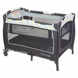 Baby Trend Crib Snooze Deluxe II Nursery Center Playard with
