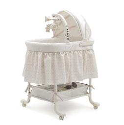 Deluxe Gliding Home & Kitchen Features Bassinet, Seaside NEW