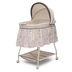 Deluxe Sweet Beginnings Bedside Bassinet Portable Crib With