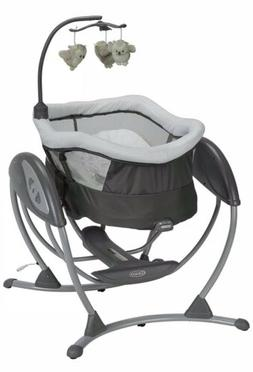 Graco Baby DreamGlider Gliding Swing Sleeper Glider Percy NE