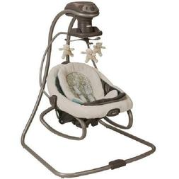 Graco DuetSoothe Baby Swing and Rocker, multi color