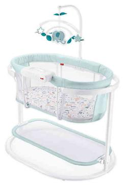 Fisher-Price Soothing Motions Bassinet in Pacific Pebble