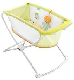 fisher price x7757 rock with me portable