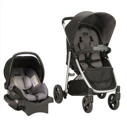 Evenflo Flipside Travel System, Glenbarr Gray