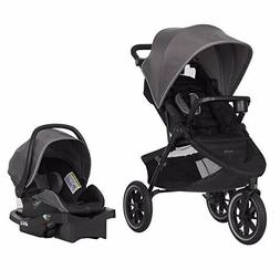 Evenflo Folio3 Stroll & Jog Travel System with LiteMax 35 In