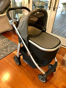 UPPAbaby Full-Size Cruz Infant Baby Stroller & Bassinet Bund