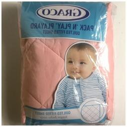 Graco Quilted Pack N Play Sheet