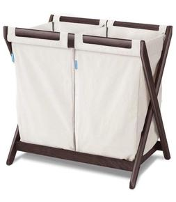 Uppababy Hamper Insert for Bassinet Stand, White Open Box