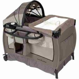 Baby Trend Hathaway Deluxe Nursery Center Playard