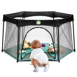 Pack and Play Portable Playard Play Pen for Infants and Babi