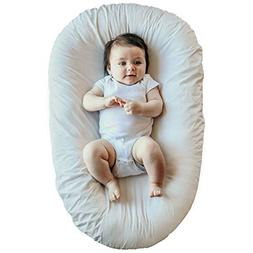 JoJo Infant and Toddler Lounger | cosleeping Baby Bed | Port