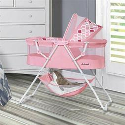 Dream On Me Karley Bassinet - Rose