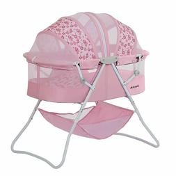 Dream On Me, Karley Bassinet, Pink