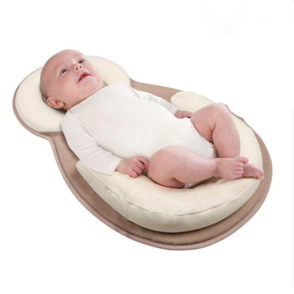 0 12 months baby anti roll pillow