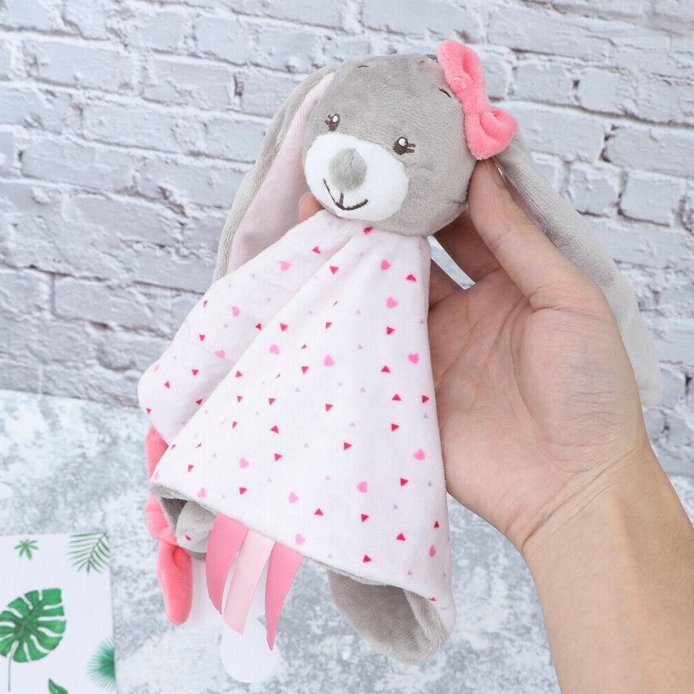 1PC Rabbit Teether Pacifier Towel for
